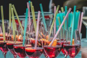 Décoration anniversaire adulte cocktail
